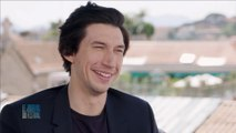 """Adam Driver """"J'évite de revoir mes films, je finis par le regretter""""  - Cannes 2018"""