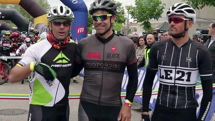 La Rioja Bike Race, résumé officiel en avi, avant de publier un montage vidéo maison dans les prochains jours