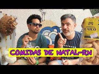 GRINGOS + COMIDA NORDESTINA = ❤️ (EM NATAL)