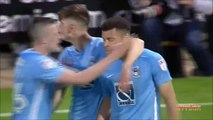 1-3 Maxime Biamou Goal England  League Two  Playoff Semifinal - 18.05.2018 Notts County 1-3...
