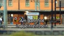 Am Bahnhof in Kleinreinstein - Eine wunderschöne Modelleisenbahn in Spur H0 - Ein Film von Pennula über digitale Modelleisenbahnen sowie Modellbahnen und Modellbau der Eisenbahn