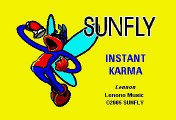 Instant Karma - John Lennon (Karaoke)
