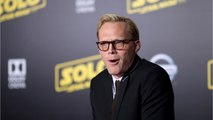 Paul Bettany Begged Ron Howard For A Role In 'Solo: A Star Wars Story'