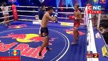 Thun Chantak vs Watchharadeth(thai), Khmer Boxing CNC 12 May 2018, Kun Khmer vs Muay Thai