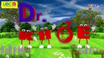 93.THVL - Dr. Khỏe – Tập 3- Củ cải trắng