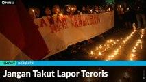 #1MENIT | Jangan Takut Lapor Teroris