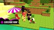 Top 5 Funniest Minecraft Monster School Life Animations - Herobrine Life Funny Minecraft Animation
