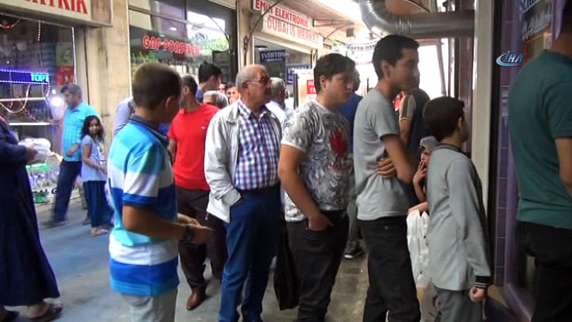 Şanlıurfa'da Ramazan ayının vazgeçilmezi 'Meyan Şerbeti'