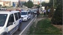 Trafik Kazası Sonrasında Levye ve Beyzbol Sopalı Kavga Yaşandı