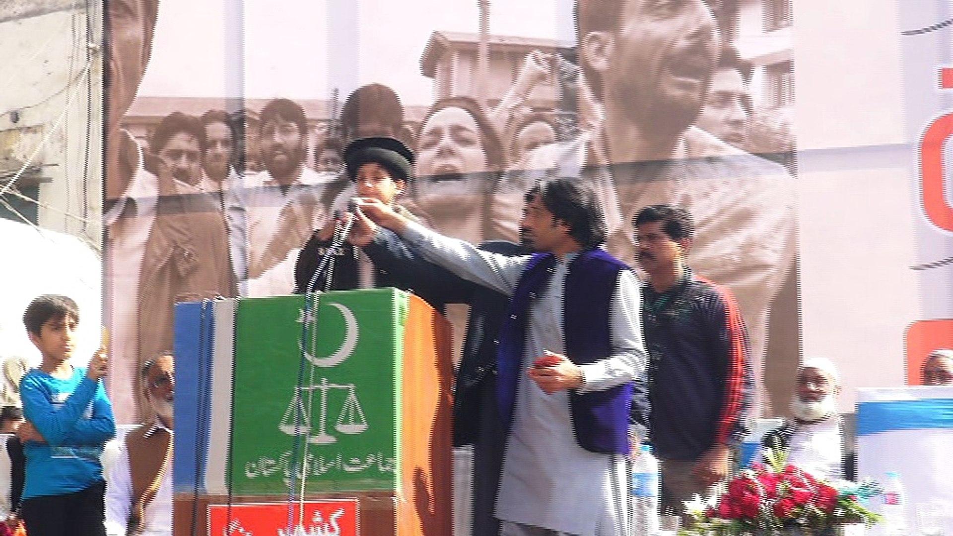 Best Emotional Speech By a Young Pakistani Boy  Inspirational   PAINFUL and HEART TOUCHING Speech