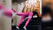 Aesthetic Fitness Motivation - Fitness Model - Sexy Female Fitness - Fitness motivation 2018