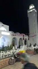 عودة الابواق في جامع القصر في حمام سوسة