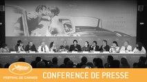DON QUIXOTTE - CANNES 2018 - CONFERENCE DE PRESSE - VF