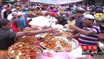 Old Dhaka Ifter   রোজার প্রথম দিনেই ইফতার নিতে ব্যাপক ভিড় পুরান ঢাকায়   Somoy TV