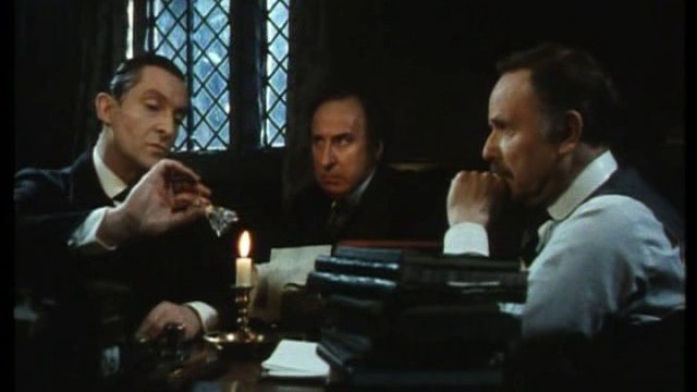 The Adventures of Sherlock Holmes  S03E06 - The Priory School