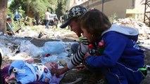 وصول الدفعة الثامنة من مهجري ريف #حمص الشمالي الى #قلعة_المضيق بعد تعرضها للاعتداءتقرير : جميل الحسن#أورينت #سوريا