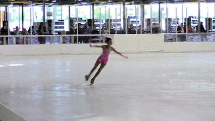 HAYET Elsa - 1à la Kid's Cup 2018