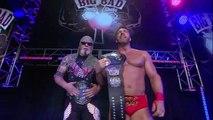 Eli Drake & Scott Steiner (c) vs. Andrew Everett & DJ Z Impact World Tag Team Title Match Impact Wrestling Highlights