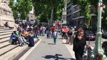 Marseille - Homme suspect arrêté à la gare Saint-Charles : les démineurs examinent toujours son sac