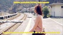 Hagiwara Mai - Kimi wa Jitensha Watashi wa Densha de Kitaku Vostfr + Romaji