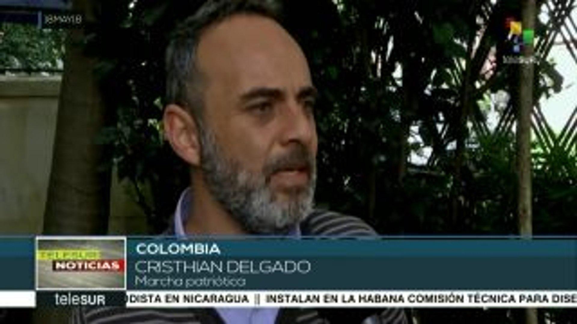 Asesinados 385 líderes sociales en Colombia desde 2016