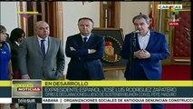 Zapatero apuesta al diálogo frente a sanciones contra Venezuela