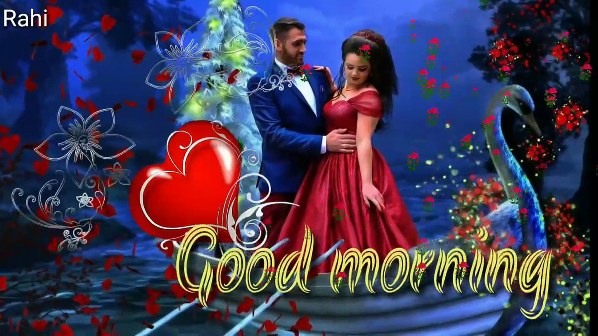Good Morning Video Songs For Whatsapp Status My Love Love You