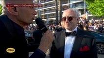 Jonathan Pryce raconte son amitié avec Terry Gilliam - Cannes 2018
