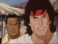 Rambo A Forca da Liberdade Ep 03 A Cidade Perdida de Acra