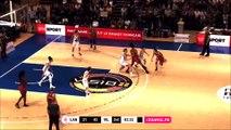 LFB 17/18 - Class. 5-6 retour : Basket Landes - Villeneuve d'Ascq