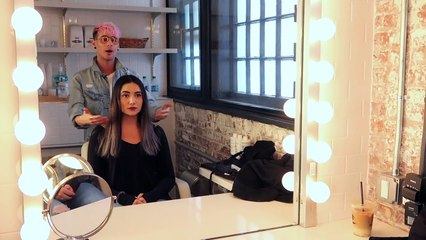 i gave safiya nygaard a perfect hair makeover based on her features bts bradmondo