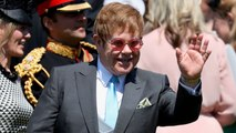 Elton John Performed At Prince Harry And Meghan Markle's Wedding