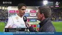 """Varane: """"Estamos bien preparados y concentrados para la final de la Champions"""""""