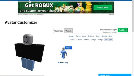 How To Make Ur Avatar Look Cool On Roblox No Robux To Spen Video