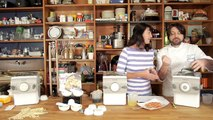 PASTA MAKER Philips Macchina per fare la pasta fresca Making Pasta With the Philips Pasta Maker