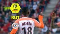But Isaac MBENZA (17ème) / Stade Rennais FC - Montpellier Hérault SC - (1-1) - (SRFC-MHSC) / 2017-18