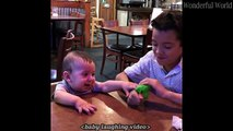 Funniest Babies Laughing Video Will Make You Laugh - Cute Babies Funny Moments