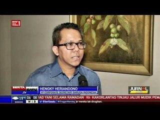 Garuda Indonesia Tingkatkan Pengamanan Pasca-Teror Bom