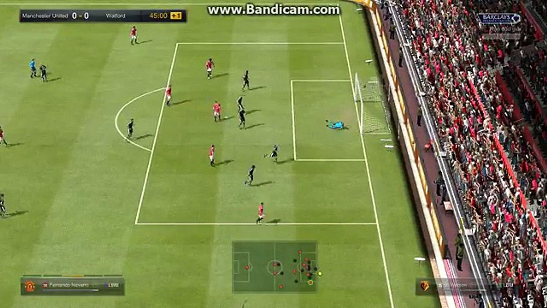 Game bóng đá đá banh Mu đại chiến sinh tử cực hay 7