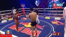 Roeung Saroth vs Ananchhai(thai), Khmer Boxing CNC 19 May 2018, Kun Khmer vs Muay Thai