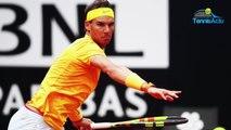 """ATP - Rome 2018 - Rafael Nadal : """"Novak Djokovic sera prêt pour Roland-Garros"""""""