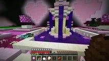 PopularMMOs Minecraft  EVIL JEN! (JEN DIMENSION, HEART CASTLE, & GIANT JEN!) Mod Showcase