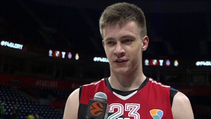 EB ANGT Finals Interview: Marek Blazevic, U18 Rytas