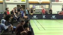 Finale de haut niveau au tournois Iron Ping du Chambon-Feugerolles