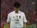 Video Diego (Werder Breme) VS Kaka (Milan AC)