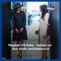 Mariage Princier : en matière de style, qui est le plus au top, Kate Middleton VS Meghan Markle