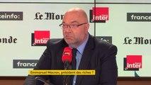 "Stéphane Travert : ""Sur la CSG nous n'avons pris personne en traître"""