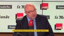 """Stéphane Travert : """"La vidéosurveillance obligatoire dans les abattoirs n'est pas utile"""""""