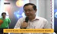 Menteri Kewangan janji dedah penyata kewangan negara