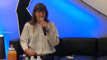Juliette Armanet en Interview pendan Art Rock 2018